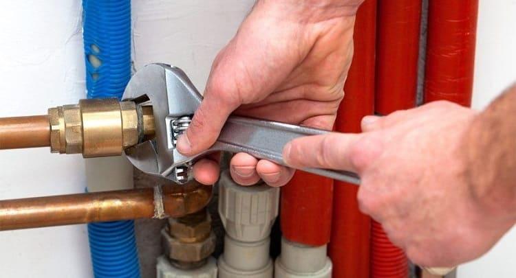 установка и замена обратного клапана.